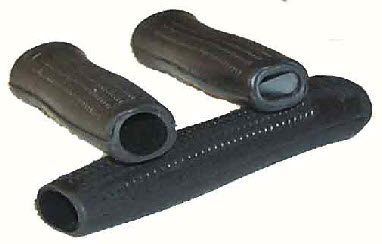 rubber hammer grips,also used for machine handles
