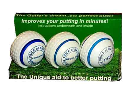 golf  balls to improve your game