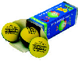 Improver mini squash balls,official,made by J Price