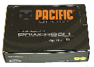 Pacific Powerball squash balls,made by J Price