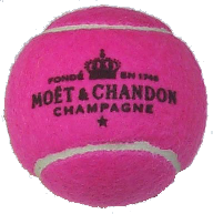 Ball produced for a MOET & CHANDON  marketing promotion