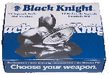 Black Knight Squash balls made by Price of Bath